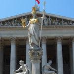 Viyana'nın Muhteşem Yapıları, Viyana Doğa Tarihi Müzesi, Viyana Sanat Tarihi Müzesi-ARABAYLA VİYANA#2
