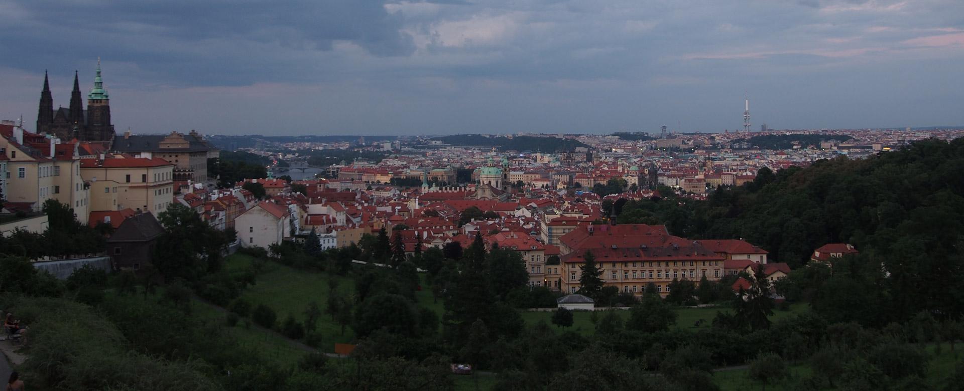 Çek Cumhuriyetinde çocuklarla tatil