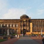 Küllerinden Doğan Şehir Dresden -Altstadt-ARABAYLA DRESDEN