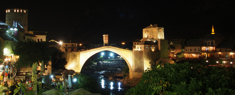 Mostar ve Neretva Unutmak Mümkün mü?-ARABAYLA MOSTAR