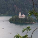 Arabayla Bled Gölü (Slovenya)
