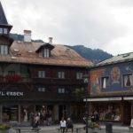 Grimm Masalında mıyım? Neyim Ben? Oberammergau-ARABAYLA OBERAMMERGAU ALMANYA