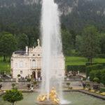 Romantik Kralın Saklı Bahçesi Linderhof-ARABAYLA LİNDERHOF SARAY PARKI