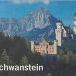 Neuschwanstein ve Hohenschwangau Kale Biletleri(Romantik Yol-Almanya)