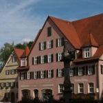 Arabayla Dinkelsbühl (Almanya-Romantik Yol)