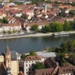 Würzburg Bavyera'nın Mücevheri, Prensler Şehri-ARABAYLA ROMANTİK YOL#9