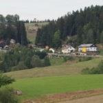 Doğanın Güzelliğinde Dorfstetten-ARABAYLA DORFSTETTEN AVUSTURYA